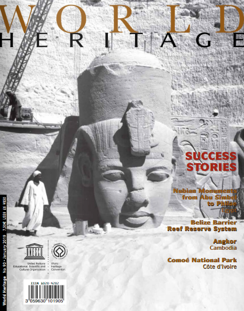 revista world heritage jan2019