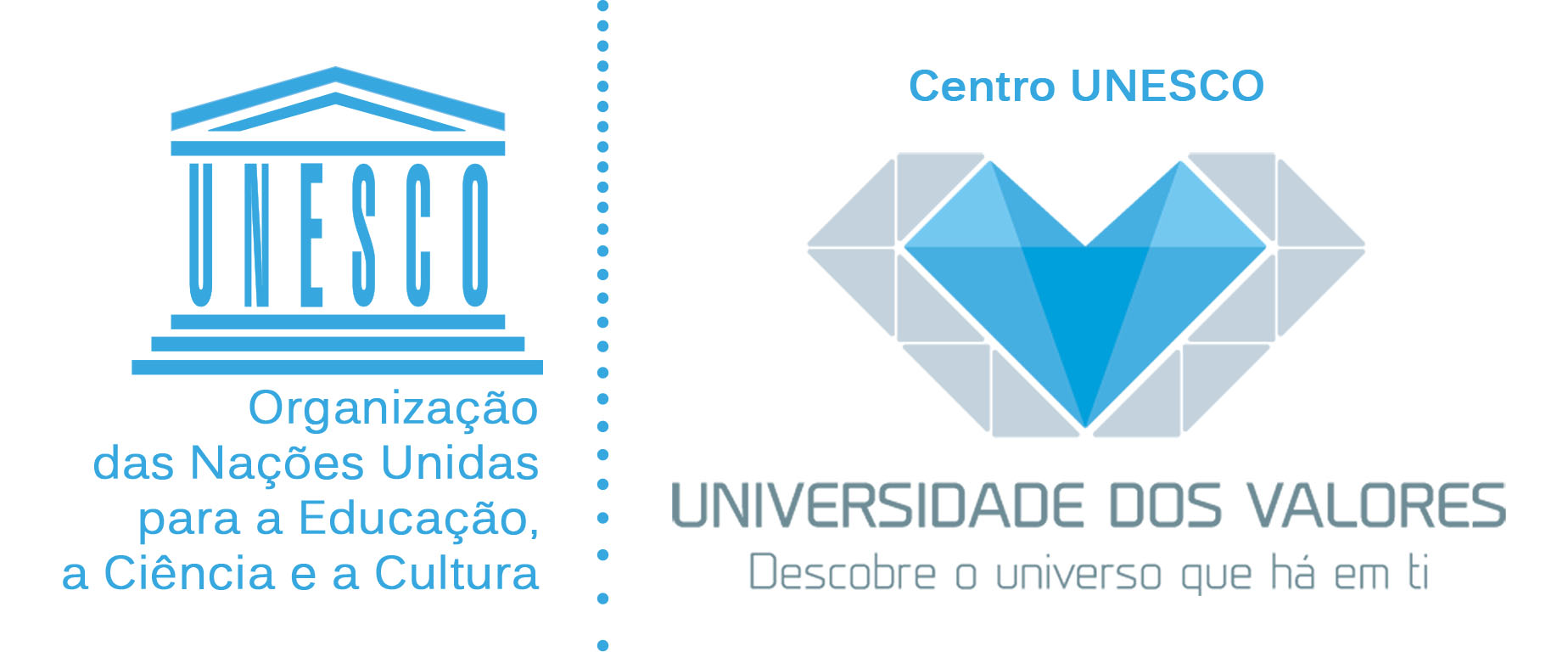 centro unesco universidade valores