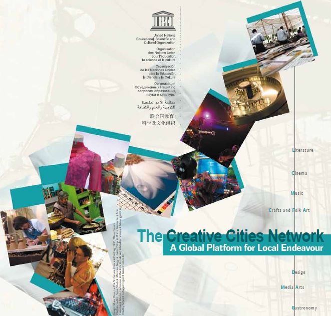 CreativeCities