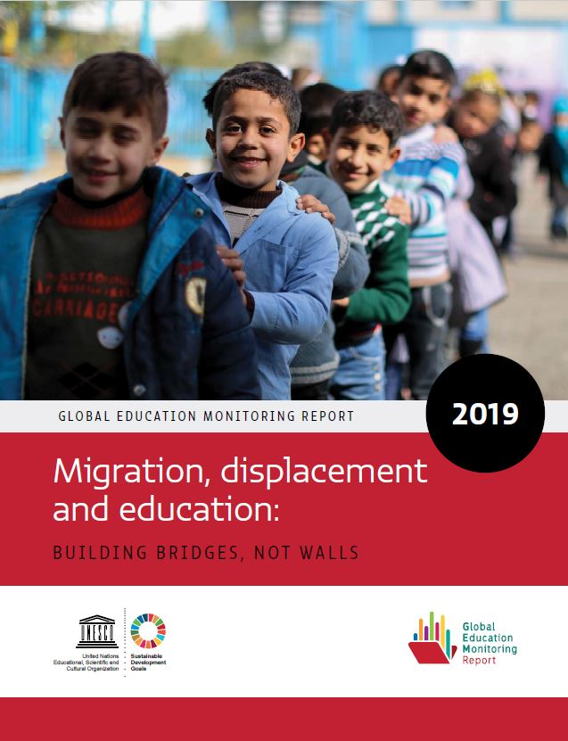 migration displacemente and education