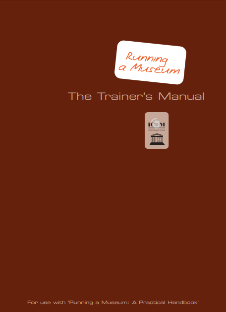 running a museum the trainers manual